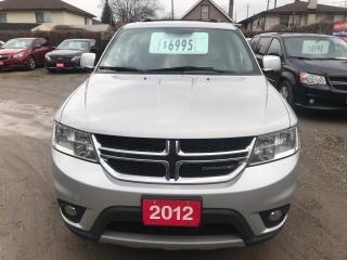 Used 2012 Dodge Journey Crew for sale in Hamilton, ON