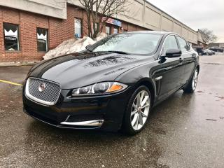 Used 2015 Jaguar XF Luxury, PORTFOLIO, NO ACCIDENT for sale in North York, ON