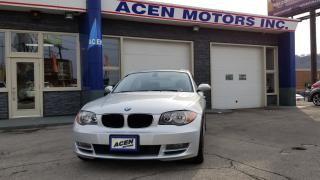 Used 2009 BMW 1 Series 128i COUPE, SUN ROOF, ONE OWNER. EXC. COND. for sale in Hamilton, ON