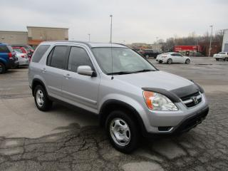 Used 2004 Honda CR-V EX-L ~ LEATHER ~ SUNROOF ~ SAFETY for sale in Toronto, ON