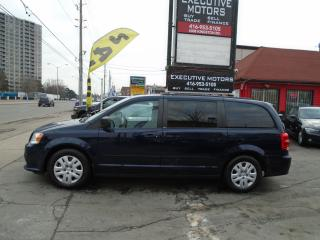 Used 2014 Dodge Grand Caravan SXT / LOADED / STOW N GO / PERFECT FOR UBER / for sale in Scarborough, ON