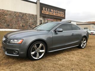 Used 2012 Audi A5 2.0L Premium Plus.S-line.6 speed.Navi.Pano Roof. for sale in North York, ON