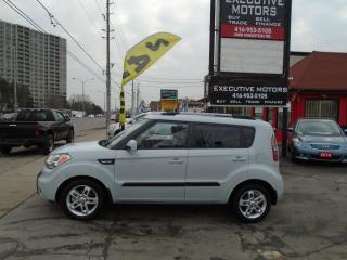 Used 2011 Kia Soul 2U / ALLOYS / HEATED SEATS / CERTIFIED / CLEAN / for sale in Scarborough, ON
