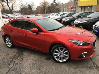 Used 2014 Mazda MAZDA3 GT-SKY for sale in Scarborough, ON