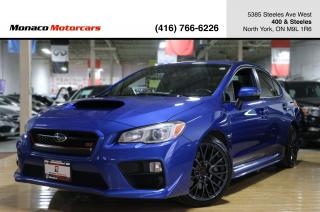 Used 2015 Subaru WRX - STI|SPROT PKG|BACKUPCAM|SPORTDIFF for sale in North York, ON