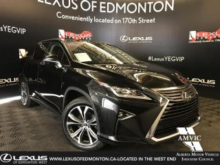 Used 2018 Lexus RX 350 L Luxury Package 7 Passenger for sale in Edmonton, AB