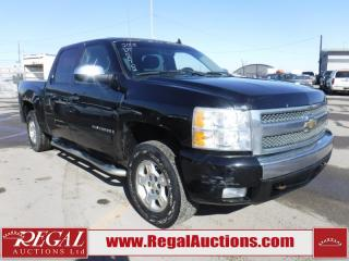 Used 2008 Chevrolet Silverado 1500 LT 4D Crew CAB 4WD for sale in Calgary, AB
