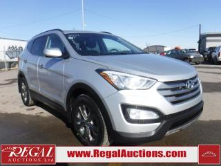 Used 2014 Hyundai Santa Fe Sport Premium 4D Utility AWD for sale in Calgary, AB