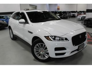 Used 2017 Jaguar F-PACE 2017 Jaguar F-Pace 20d PRESTIGE DIESEL W/WARRANTY for sale in Vaughan, ON