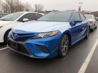 New 2019 Toyota Camry HYBRID SE for sale in Pickering, ON