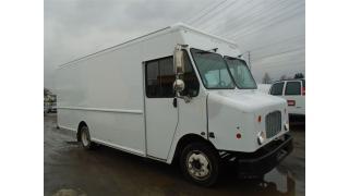 Used 2010 Freightliner MT45 step van 18 foot for sale in Mississauga, ON