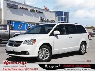 New 2019 Dodge Grand Caravan SXT Premium Plus for sale in Etobicoke, ON