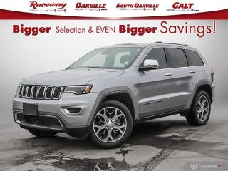 Used 2019 Jeep Grand Cherokee Limited for sale in Etobicoke, ON