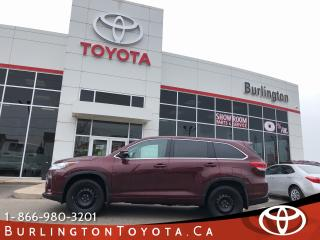Used 2017 Toyota Highlander LE  EXTRA CLEAN for sale in Burlington, ON