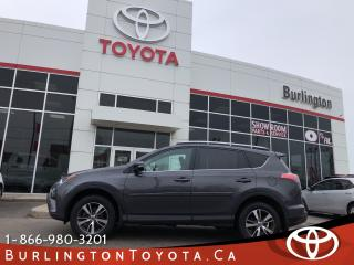Used 2017 Toyota RAV4 XLE LOW KM ALL WHEEL DRIVE for sale in Burlington, ON