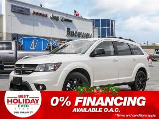 New 2018 Dodge Journey SXT | BLACKTOP | 7 SEATER | NAV | REAR CAM for sale in Etobicoke, ON
