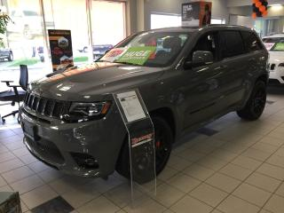 Used 2019 Jeep Grand Cherokee SRT - Only Power, 475hp REDUCED, WON'T LAST! for sale in Etobicoke, ON