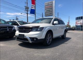 Used 2018 Dodge Journey SE Plus|BLUETOOTH HANDSFREE|REAR CAMERA for sale in Etobicoke, ON
