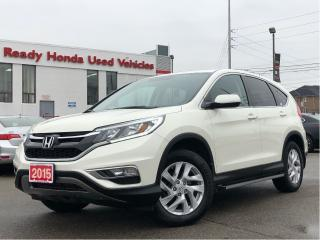 Used 2015 Honda CR-V EX-L - Leather - Sunroof - Rear Camera for sale in Mississauga, ON