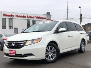 Used 2017 Honda Odyssey EX-L Navi - Leather - Sunroof - Loaded for sale in Mississauga, ON