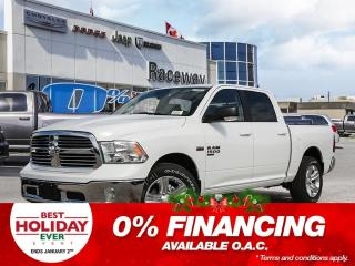 New 2019 RAM 1500 Classic SLT | LUX GRP | BLUETOOTH | ALPINE | for sale in Etobicoke, ON
