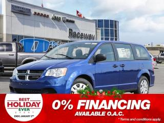 New 2019 Dodge Grand Caravan CVP | BLUETOOTH | REAR CAM | SIRIUS RADIO for sale in Etobicoke, ON