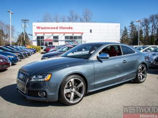 Used 2011 Audi S5 4.2 (Tiptronic) for sale in Port Moody, BC