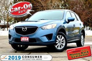Used 2014 Mazda CX-5 SKYACTIV AWD AUTO A/C PWR GRP BLUETOOTH ALLOYS for sale in Ottawa, ON