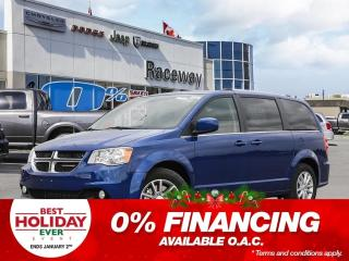 New 2019 Dodge Grand Caravan Premium Plus | SUEDE | DVD | 2ND ROW PWR WIN | NAV for sale in Etobicoke, ON