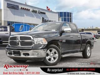 New 2018 RAM 1500 SLT | COMPANY DEMO | LIMITED STOCK | SAVE for sale in Etobicoke, ON