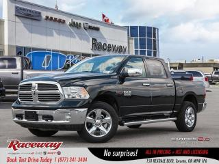 New 2018 RAM 1500 SLT | COMPANY DEMO | END OF YEAR CLEAROUT for sale in Etobicoke, ON