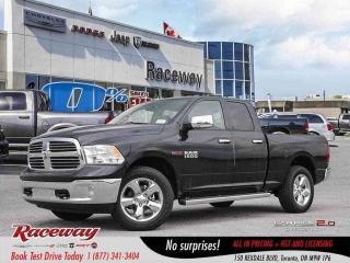 New 2018 RAM 1500 SLT | COMPANY DEMO | SAVE FROM NEW | LIMITED STOCK for sale in Etobicoke, ON