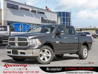 New 2018 RAM 1500 SLT | COMPANY DEMO | MODEL CLEAR OUT | for sale in Etobicoke, ON