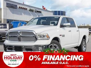 New 2018 RAM 1500 Laramie | DIESEL | PARK ASSIST | ADJUSTABLE PEDALS for sale in Etobicoke, ON