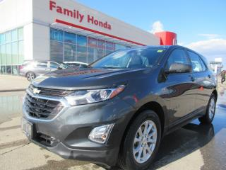 Used 2018 Chevrolet Equinox LS, BACK UP CAM, PUSH START for sale in Brampton, ON
