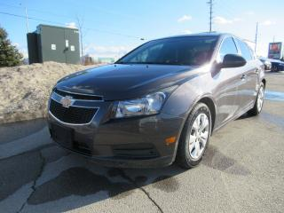 Used 2011 Chevrolet Cruze LT Turbo for sale in Brampton, ON