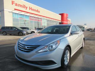 Used 2014 Hyundai Sonata GL, HEATED SEATS, ECO MODE! for sale in Brampton, ON