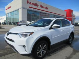 Used 2018 Toyota RAV4 XLE, BACK UP CAM, HEATED STEERING! for sale in Brampton, ON