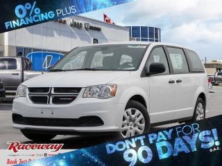 New 2019 Dodge Grand Caravan CVP/SXT for sale in Etobicoke, ON