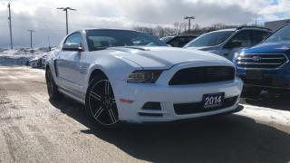 Used 2014 Ford Mustang GT C/S  5.0L V8 LEATHER NAVIGATION for sale in Midland, ON