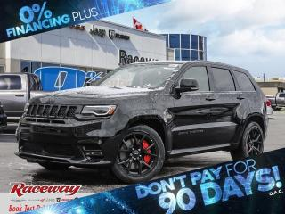 New 2019 Jeep Grand Cherokee SRT 4x4 for sale in Etobicoke, ON