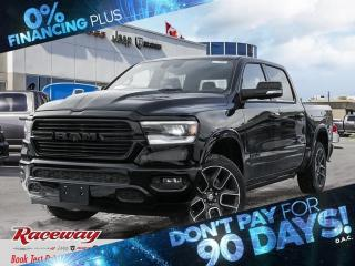 New 2019 RAM 1500 Laramie for sale in Etobicoke, ON