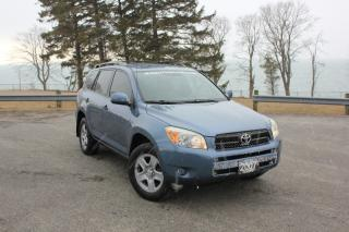 Used 2007 Toyota RAV4 4WD 4dr I4 Base for sale in Oshawa, ON