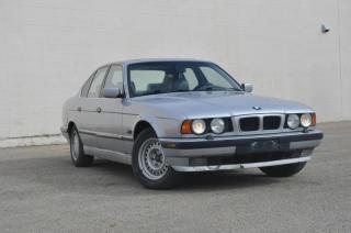 Used 1995 BMW 5 Series 4dr Sedan for sale in Edmonton, AB