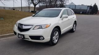 Used 2013 Acura RDX AWD 4dr Tech Pkg for sale in Vaughan, ON