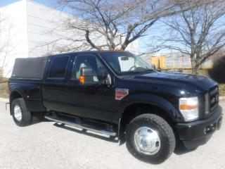 Used 2008 Ford F-350 SD XLTCrew Cab Dually  4WD 6.5 Foot Box Diesel for sale in Burnaby, BC
