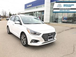 Used 2019 Hyundai Accent NO OPTIONS  - $116.21 B/W for sale in Brantford, ON