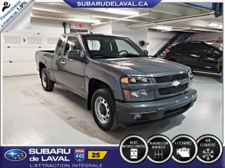Used 2009 Chevrolet Colorado LT 2X4 ** Seulement 80 000km ** for sale in Laval, QC