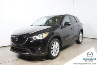 Used 2015 Mazda CX-5 Gt Awd Cuir for sale in Laval, QC