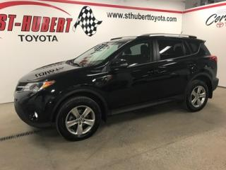 Used 2015 Toyota RAV4 Xle, T.ouvrant, Awd for sale in St-Hubert, QC